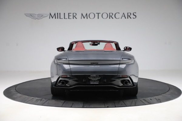 New 2020 Aston Martin DB11 Volante Convertible for sale $263,681 at Aston Martin of Greenwich in Greenwich CT 06830 7