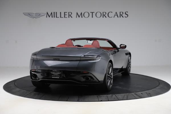 New 2020 Aston Martin DB11 Volante Convertible for sale $263,681 at Aston Martin of Greenwich in Greenwich CT 06830 8