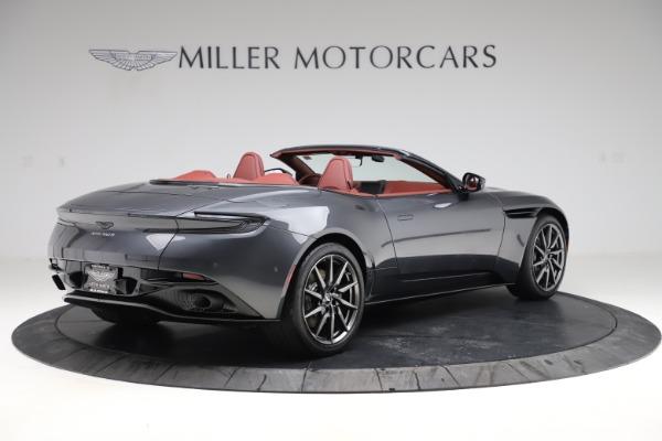 New 2020 Aston Martin DB11 Volante Convertible for sale $263,681 at Aston Martin of Greenwich in Greenwich CT 06830 9