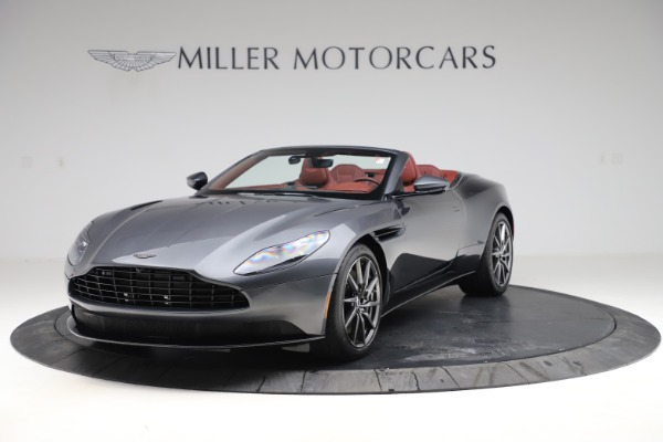 2020 Aston Martin DB11 Volante Convertible for sale $263,681 at Aston Martin of Greenwich in Greenwich CT