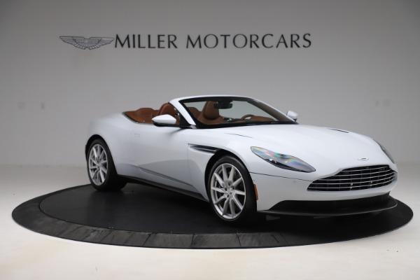 New 2020 Aston Martin DB11 Volante Convertible for sale $244,066 at Aston Martin of Greenwich in Greenwich CT 06830 12