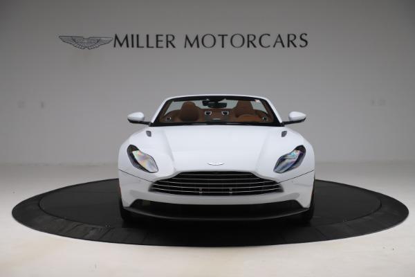 New 2020 Aston Martin DB11 Volante Convertible for sale $244,066 at Aston Martin of Greenwich in Greenwich CT 06830 13