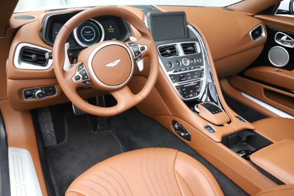 New 2020 Aston Martin DB11 Volante Convertible for sale $244,066 at Aston Martin of Greenwich in Greenwich CT 06830 14