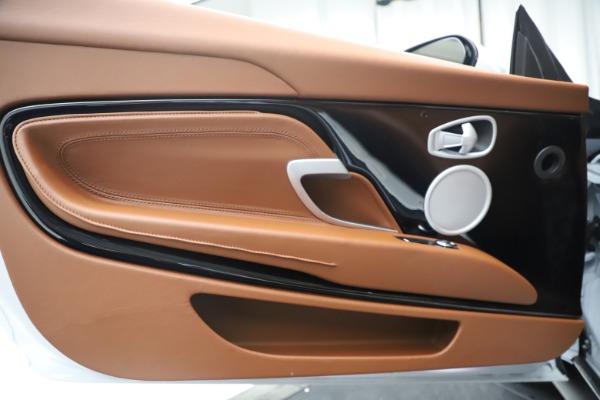 New 2020 Aston Martin DB11 Volante Convertible for sale $244,066 at Aston Martin of Greenwich in Greenwich CT 06830 15