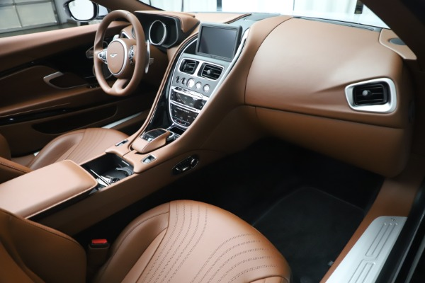 New 2020 Aston Martin DB11 Volante Convertible for sale $244,066 at Aston Martin of Greenwich in Greenwich CT 06830 20