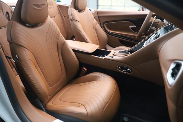 New 2020 Aston Martin DB11 Volante Convertible for sale $244,066 at Aston Martin of Greenwich in Greenwich CT 06830 21