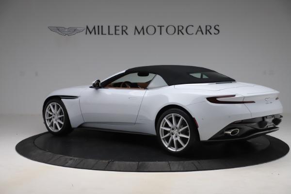 New 2020 Aston Martin DB11 Volante Convertible for sale $244,066 at Aston Martin of Greenwich in Greenwich CT 06830 24