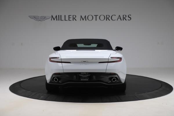 New 2020 Aston Martin DB11 Volante Convertible for sale $244,066 at Aston Martin of Greenwich in Greenwich CT 06830 25