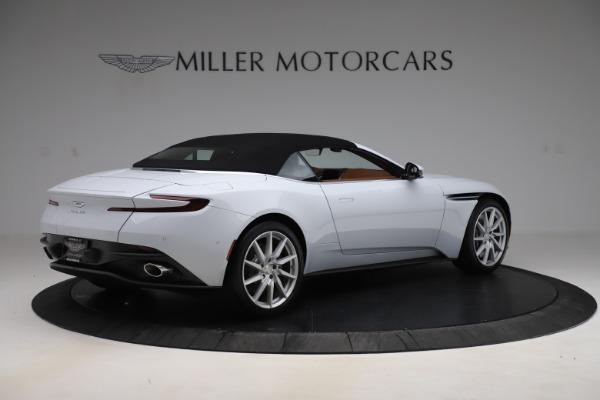 New 2020 Aston Martin DB11 Volante Convertible for sale $244,066 at Aston Martin of Greenwich in Greenwich CT 06830 26