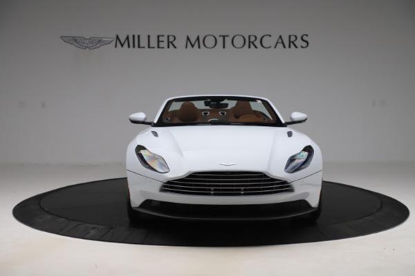 New 2020 Aston Martin DB11 Volante Convertible for sale $244,066 at Aston Martin of Greenwich in Greenwich CT 06830 3