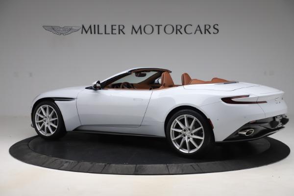 New 2020 Aston Martin DB11 Volante Convertible for sale $244,066 at Aston Martin of Greenwich in Greenwich CT 06830 5