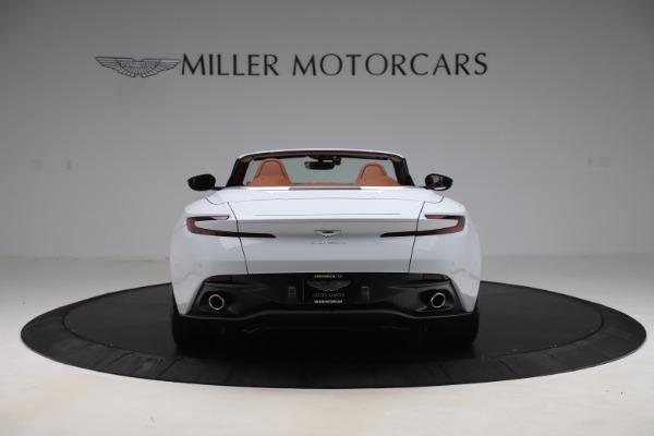New 2020 Aston Martin DB11 Volante Convertible for sale $244,066 at Aston Martin of Greenwich in Greenwich CT 06830 7