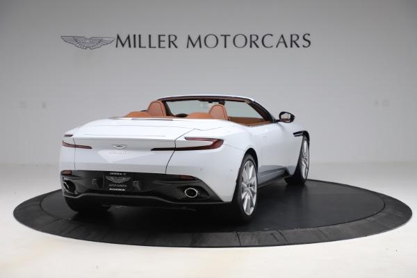 New 2020 Aston Martin DB11 Volante Convertible for sale $244,066 at Aston Martin of Greenwich in Greenwich CT 06830 8