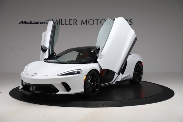 New 2020 McLaren GT Pioneer for sale $257,242 at Aston Martin of Greenwich in Greenwich CT 06830 10