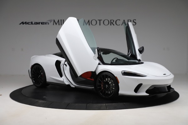 New 2020 McLaren GT Pioneer for sale $257,242 at Aston Martin of Greenwich in Greenwich CT 06830 16