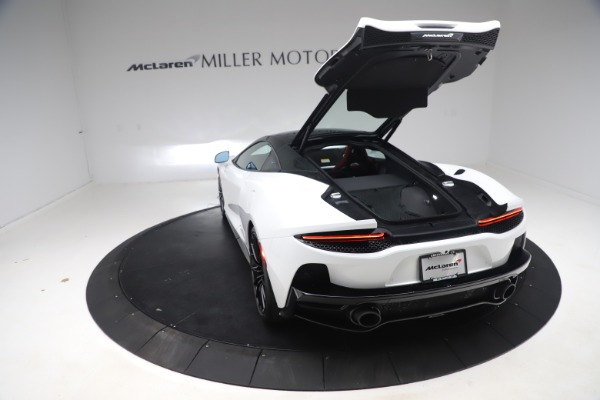 New 2020 McLaren GT Pioneer for sale $257,242 at Aston Martin of Greenwich in Greenwich CT 06830 17