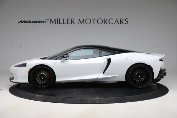New 2020 McLaren GT Pioneer for sale $257,242 at Aston Martin of Greenwich in Greenwich CT 06830 2