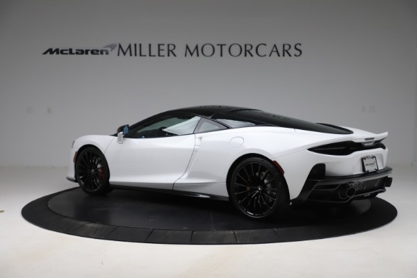 New 2020 McLaren GT Pioneer for sale $257,242 at Aston Martin of Greenwich in Greenwich CT 06830 3