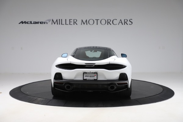 New 2020 McLaren GT Pioneer for sale $257,242 at Aston Martin of Greenwich in Greenwich CT 06830 4