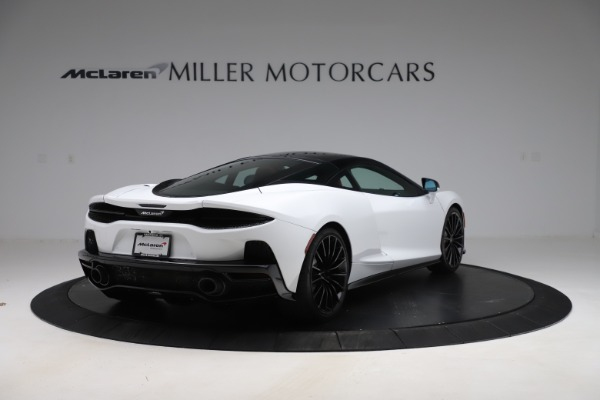 New 2020 McLaren GT Pioneer for sale $257,242 at Aston Martin of Greenwich in Greenwich CT 06830 5