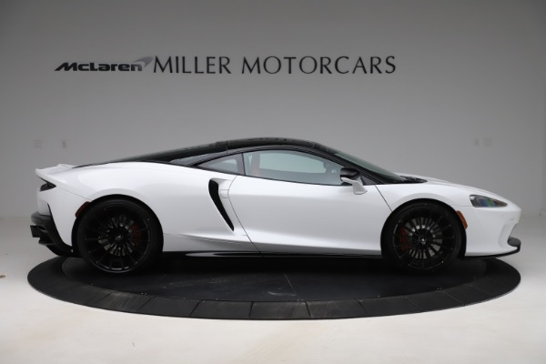 New 2020 McLaren GT Pioneer for sale $257,242 at Aston Martin of Greenwich in Greenwich CT 06830 6