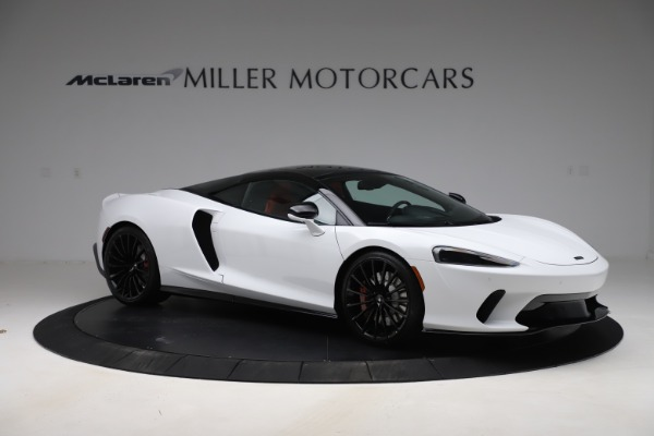 New 2020 McLaren GT Pioneer for sale $257,242 at Aston Martin of Greenwich in Greenwich CT 06830 7