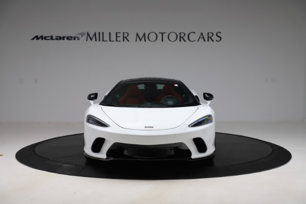 New 2020 McLaren GT Pioneer for sale $257,242 at Aston Martin of Greenwich in Greenwich CT 06830 8
