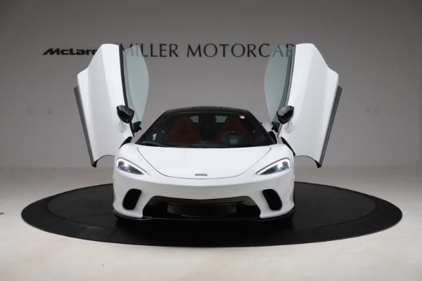 New 2020 McLaren GT Pioneer for sale $257,242 at Aston Martin of Greenwich in Greenwich CT 06830 9
