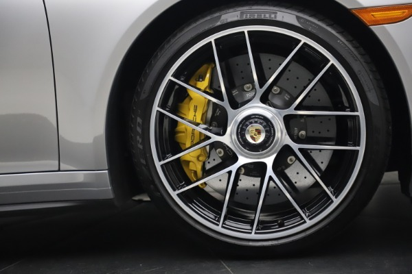 Used 2017 Porsche 911 Turbo S for sale Sold at Aston Martin of Greenwich in Greenwich CT 06830 25