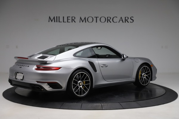 Used 2017 Porsche 911 Turbo S for sale Sold at Aston Martin of Greenwich in Greenwich CT 06830 8