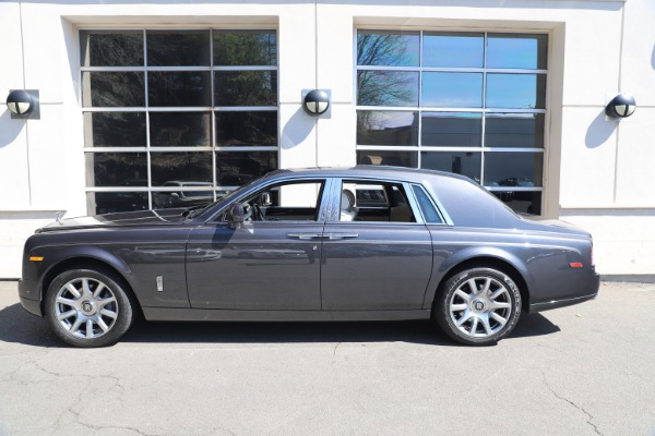 Used 2013 Rolls-Royce Phantom for sale Sold at Aston Martin of Greenwich in Greenwich CT 06830 3