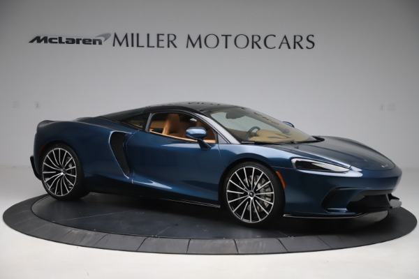 Used 2020 McLaren GT Luxe for sale Call for price at Aston Martin of Greenwich in Greenwich CT 06830 10