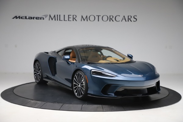 Used 2020 McLaren GT Luxe for sale Call for price at Aston Martin of Greenwich in Greenwich CT 06830 11