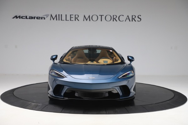 Used 2020 McLaren GT Luxe for sale Call for price at Aston Martin of Greenwich in Greenwich CT 06830 12