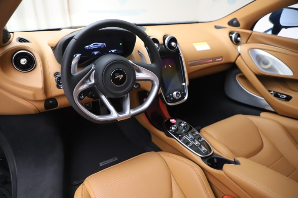 Used 2020 McLaren GT Luxe for sale Call for price at Aston Martin of Greenwich in Greenwich CT 06830 14