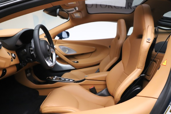 Used 2020 McLaren GT Luxe for sale Call for price at Aston Martin of Greenwich in Greenwich CT 06830 15