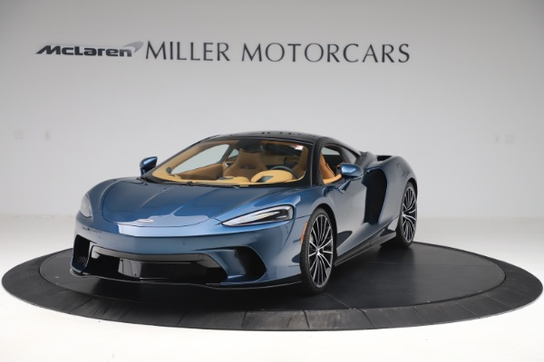 Used 2020 McLaren GT Luxe for sale Call for price at Aston Martin of Greenwich in Greenwich CT 06830 2