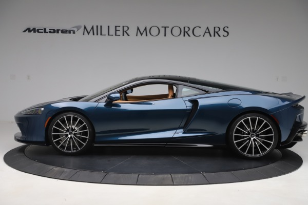 Used 2020 McLaren GT Luxe for sale Call for price at Aston Martin of Greenwich in Greenwich CT 06830 3