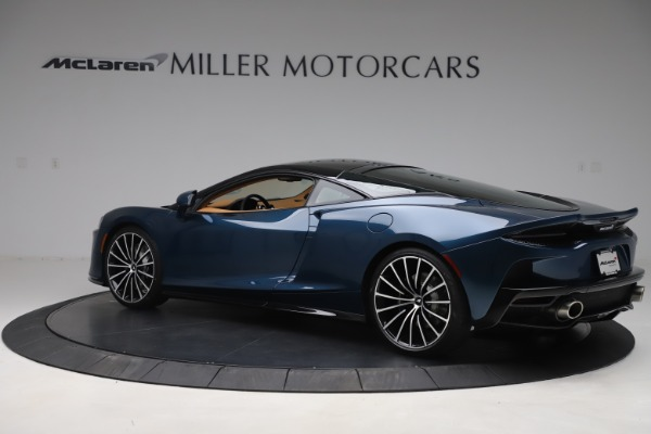 Used 2020 McLaren GT Luxe for sale Call for price at Aston Martin of Greenwich in Greenwich CT 06830 4