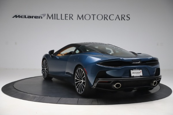 Used 2020 McLaren GT Luxe for sale Call for price at Aston Martin of Greenwich in Greenwich CT 06830 5
