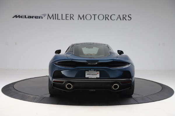Used 2020 McLaren GT Luxe for sale Call for price at Aston Martin of Greenwich in Greenwich CT 06830 6