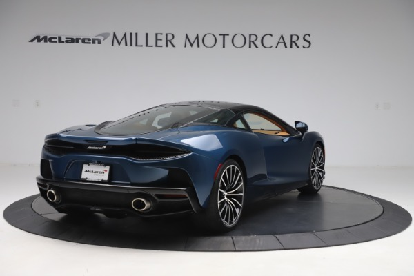 Used 2020 McLaren GT Luxe for sale Call for price at Aston Martin of Greenwich in Greenwich CT 06830 7