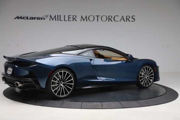 Used 2020 McLaren GT Luxe for sale Call for price at Aston Martin of Greenwich in Greenwich CT 06830 8