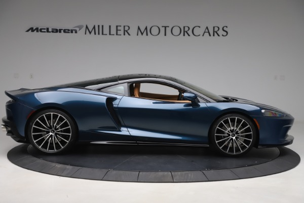 Used 2020 McLaren GT Luxe for sale Call for price at Aston Martin of Greenwich in Greenwich CT 06830 9