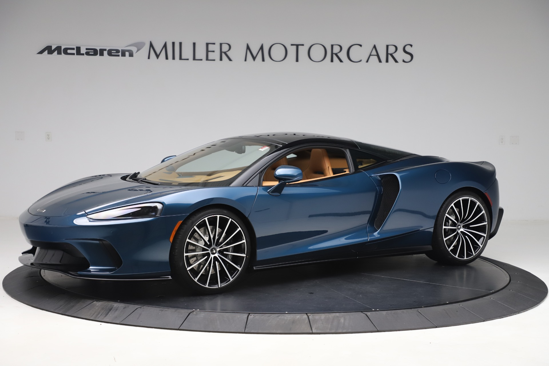 Used 2020 McLaren GT Luxe for sale Call for price at Aston Martin of Greenwich in Greenwich CT 06830 1
