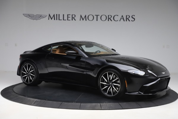New 2020 Aston Martin Vantage Coupe for sale $183,879 at Aston Martin of Greenwich in Greenwich CT 06830 10