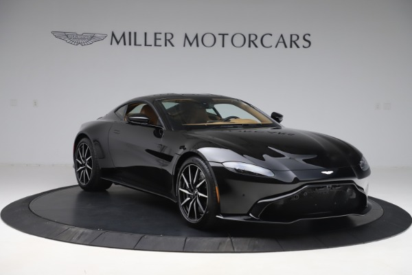 New 2020 Aston Martin Vantage Coupe for sale $183,879 at Aston Martin of Greenwich in Greenwich CT 06830 11