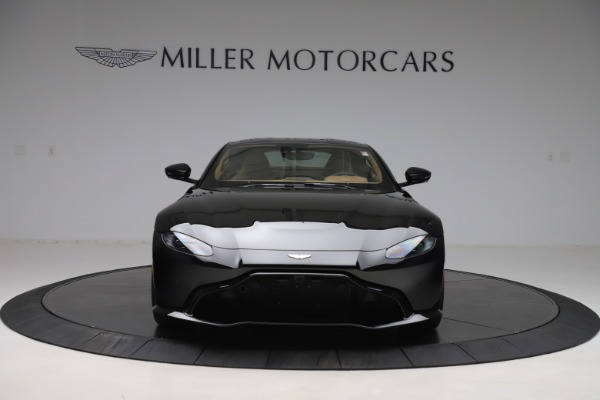 New 2020 Aston Martin Vantage Coupe for sale $183,879 at Aston Martin of Greenwich in Greenwich CT 06830 12