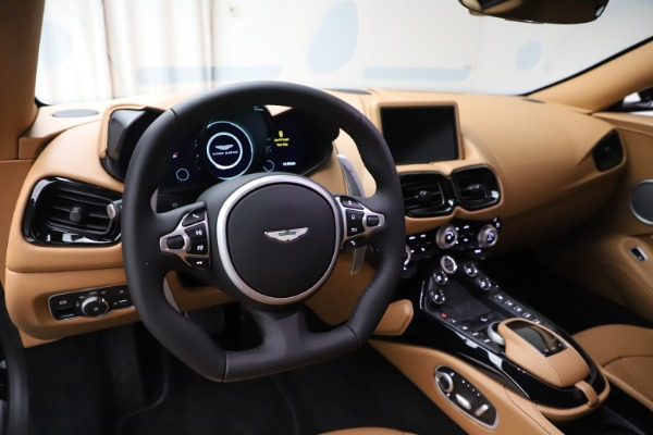 New 2020 Aston Martin Vantage Coupe for sale $183,879 at Aston Martin of Greenwich in Greenwich CT 06830 13