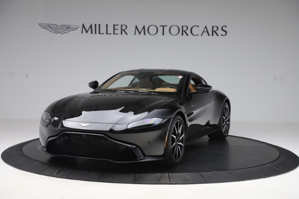 New 2020 Aston Martin Vantage Coupe for sale $183,879 at Aston Martin of Greenwich in Greenwich CT 06830 2